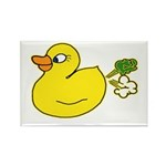 Farting Duck Rectangle Magnet (10 pack)