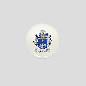 Signorelli Family Crest Mini Button