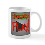 Play Button Mug