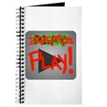 Play Button Journal