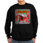 Play Button Sweatshirt (dark)