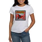 Play Button Women's T-Shirt