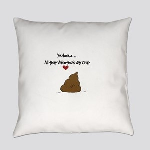 love Everyday Pillow