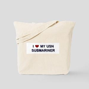 Love my Submariner Tote Bag