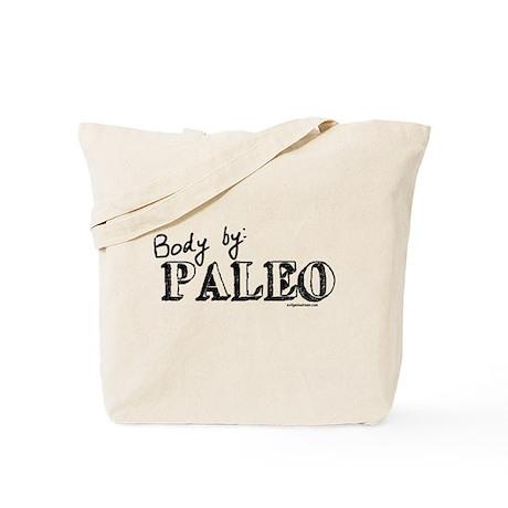 Body by paleo Tote Bag