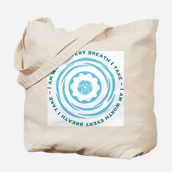 Worth Every Breath Tote Bag