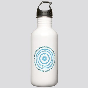 Worth Every Breath Stainless Water Bottle 1.0L