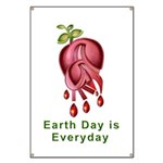 Earth Day is Every Day Banner