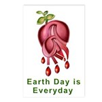Earth Day is Every Day Postcards (Package of 8)