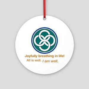 Celtic Designs Ornament (Round)