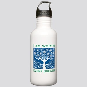 Tree of Love Stainless Water Bottle 1.0L