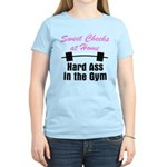 Sweet cheeks.... Women's Light T-Shirt