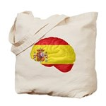 Spain Brain Tote Bag