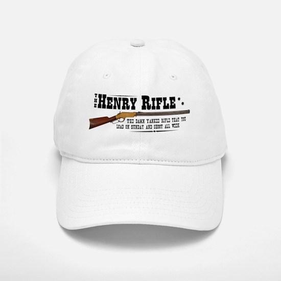 Henry Rifle Baseball Baseball Cap