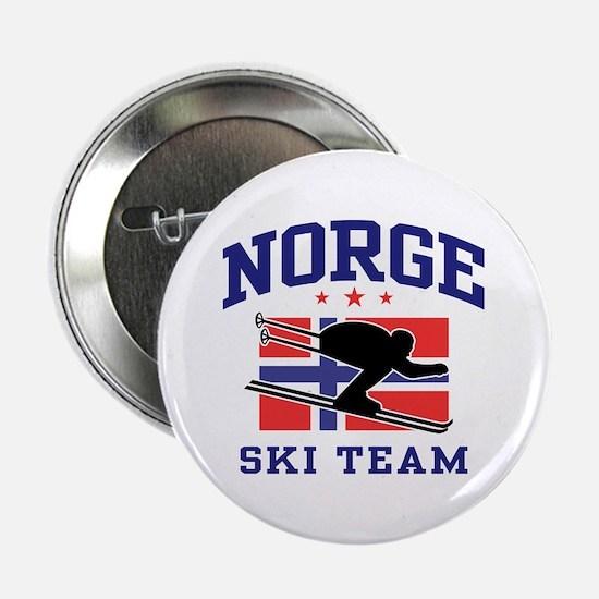 """Norge Ski Team 2.25"""" Button"""