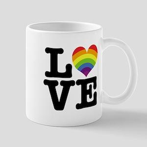 LOVE rainbow Mug