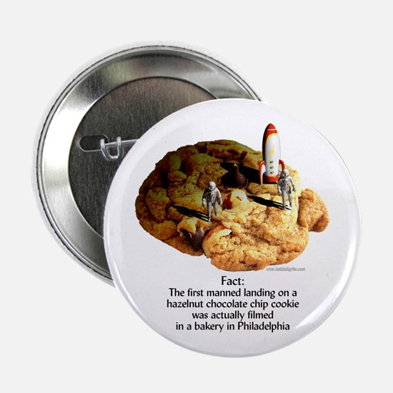 """The Cookie... 2.25"""" Button"""