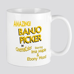 Funny Banjo Mug