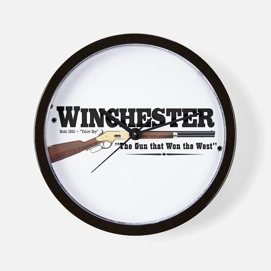 Winchester Wall Clock