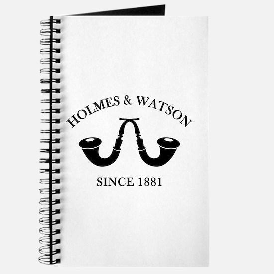 Holmes & Watson Since 1881 Journal