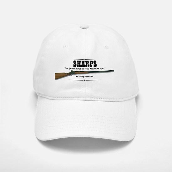 Sharps Rifle Baseball Baseball Cap