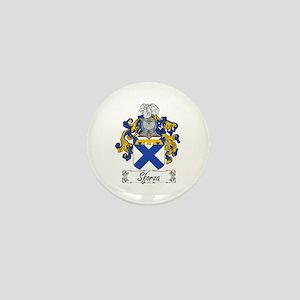 Sforza Coat of Arms Mini Button