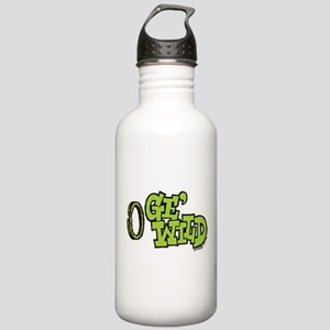 Ge' Wild Stainless Water Bottle 1.0L
