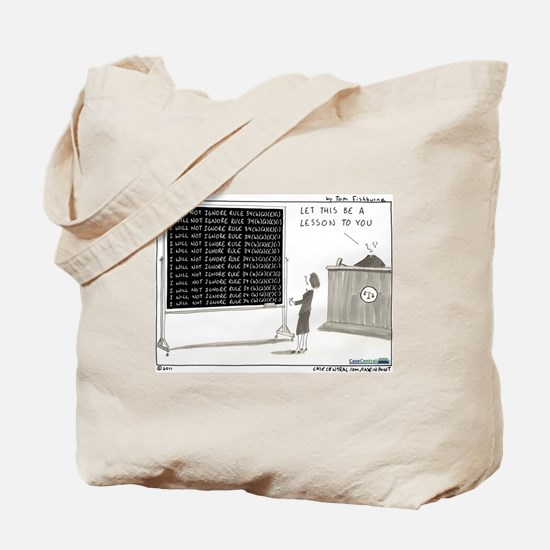 Request for Production Tote Bag