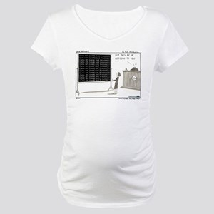 Request for Production Maternity T-Shirt