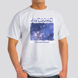 'Awesome Universe' Light T-Shirt