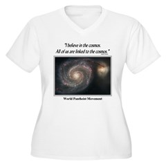 'I Believe In The Cosmos' T-Shirt