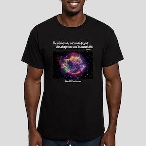 Heraclitus Men's Fitted T-Shirt (dark)