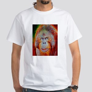 Rambo/Free to be Wild White T-Shirt