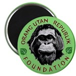 """OURF Logo 2.25"""" Magnet (10 pack)"""