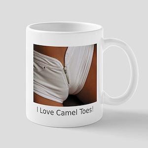 """I Love Camel Toes!"" Mug"