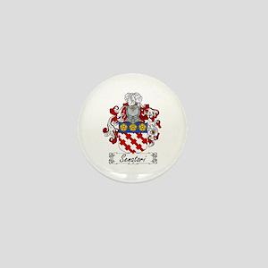 Senatori Coat of Arms Mini Button