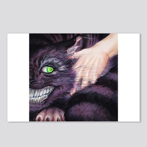 Cheshire Cat Postcards (Package of 8)