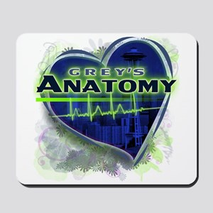 Grey's Anatomy TV Fan Mousepad