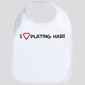 Play Harp Bib