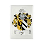 Sega Family Crest Rectangle Magnet (100 pack)