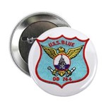 "USS BLUE 2.25"" Button"
