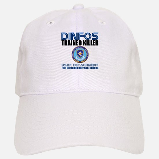 DINFOS Air Force Baseball Baseball Cap