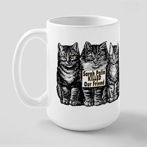 Our Friend Large Mug