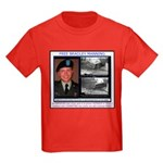 FREE Bradley Manning Kids Dark T-Shirt
