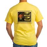 FREE Bradley Manning Yellow T-Shirt