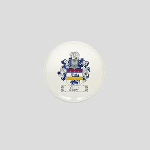 Scuri Coat of Arms Mini Button