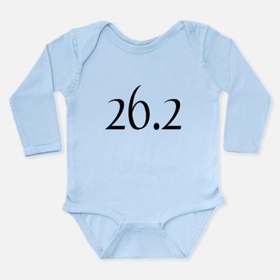 26.2 Marathon Onesie Romper Suit