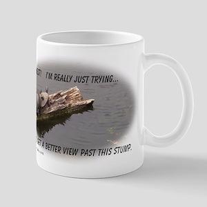 Krazy Irish Honest Turtle Mug