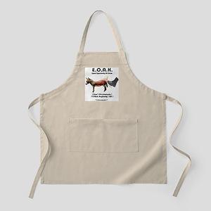 E.O.A.K. Equal Op Ass Kicker BBQ Apron