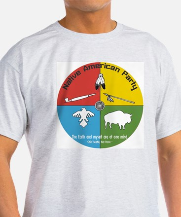 Native American Party T-Shirt